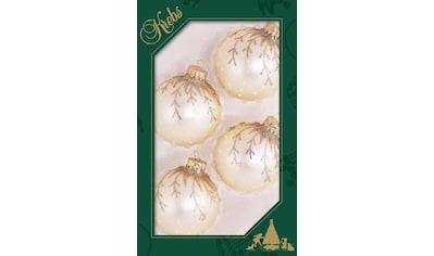 """Krebs Glas Lauscha Weihnachtsbaumkugel """"Zweig"""" kaufen"""