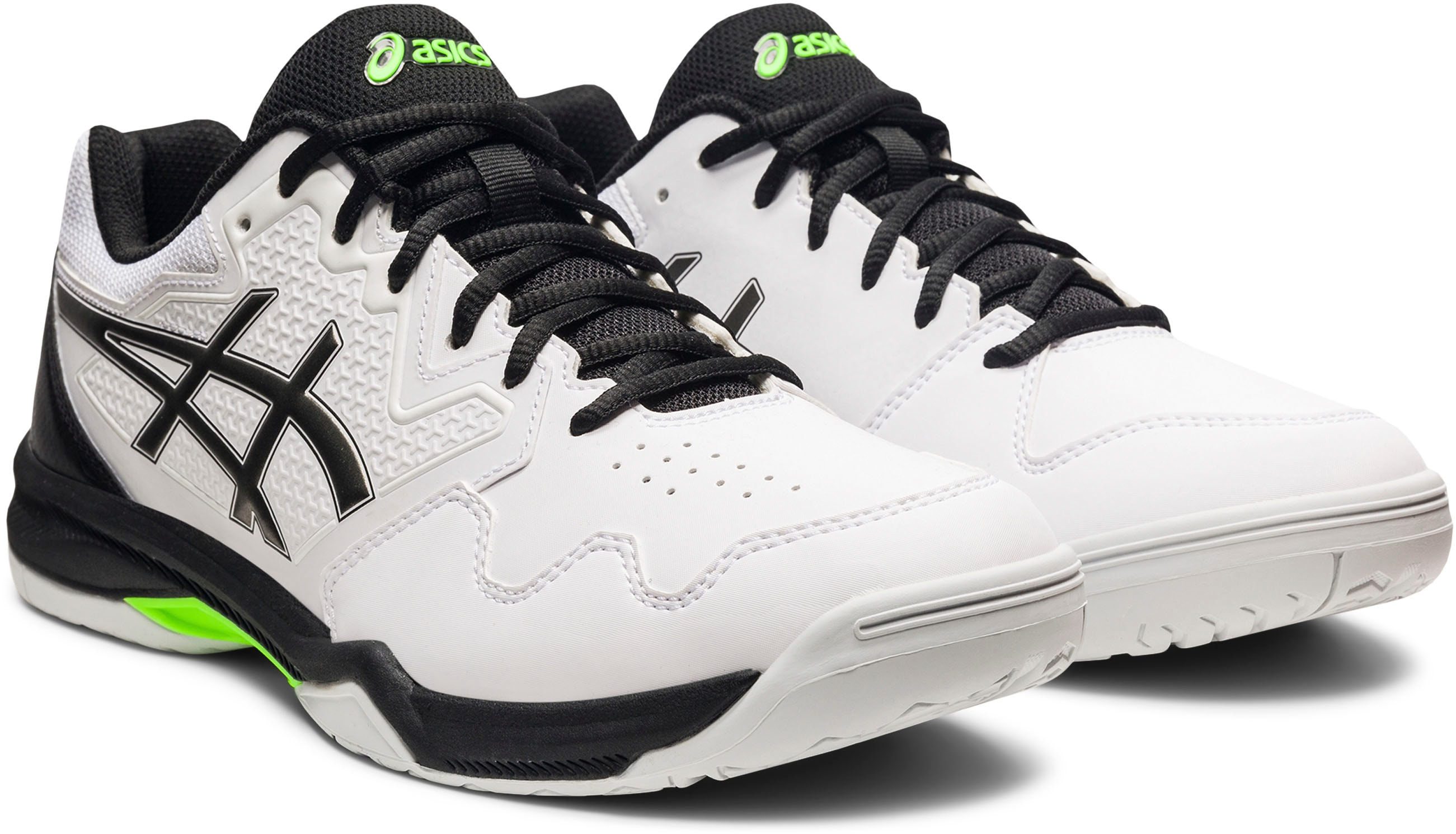 Asics Tennisschuh GEL-DEDICATE 7 weiß Tennis Schuhe Sportarten
