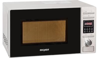 exquisit Mikrowelle »MW 820 DI«, Mikrowelle, 700 W kaufen