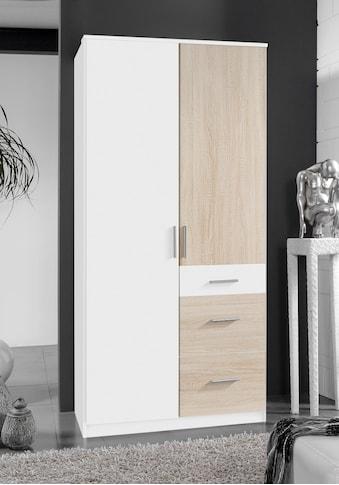 Wimex Kleiderschrank »Joker«, wahlweise mit Spiegel kaufen