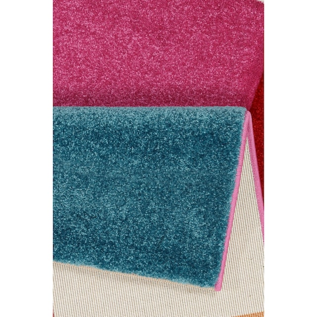 Teppich, »GENIL«, merinos, rechteckig, Höhe 13 mm, maschinell gewebt