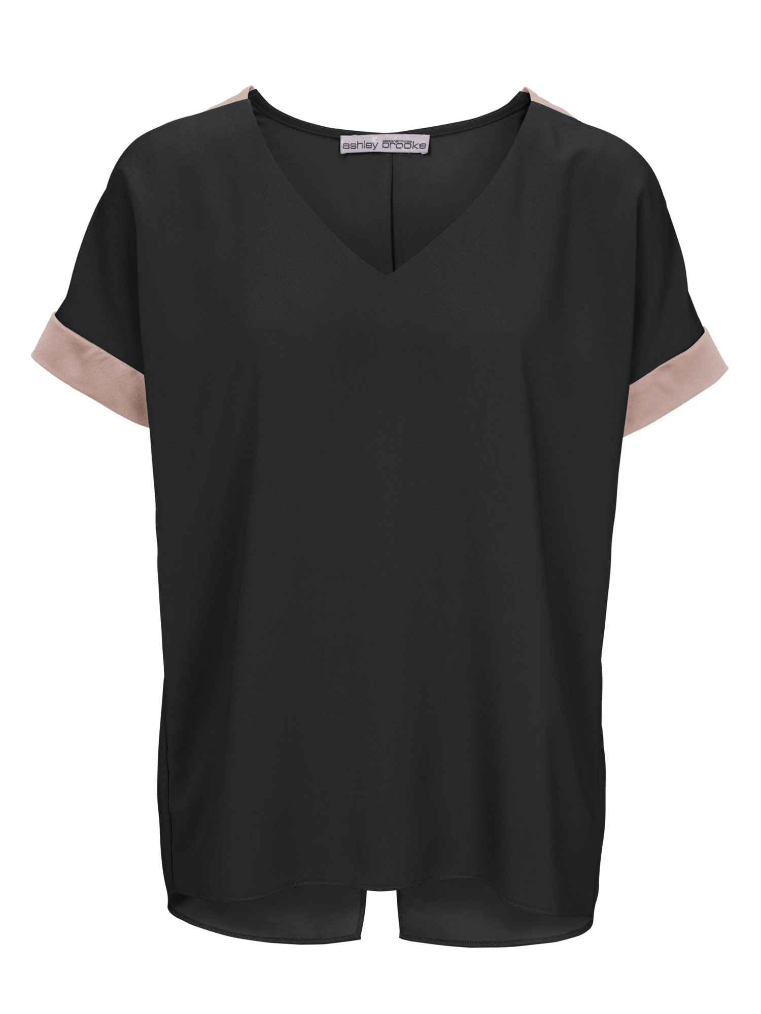 heine TIMELESS Bluse mit Cut-Outs