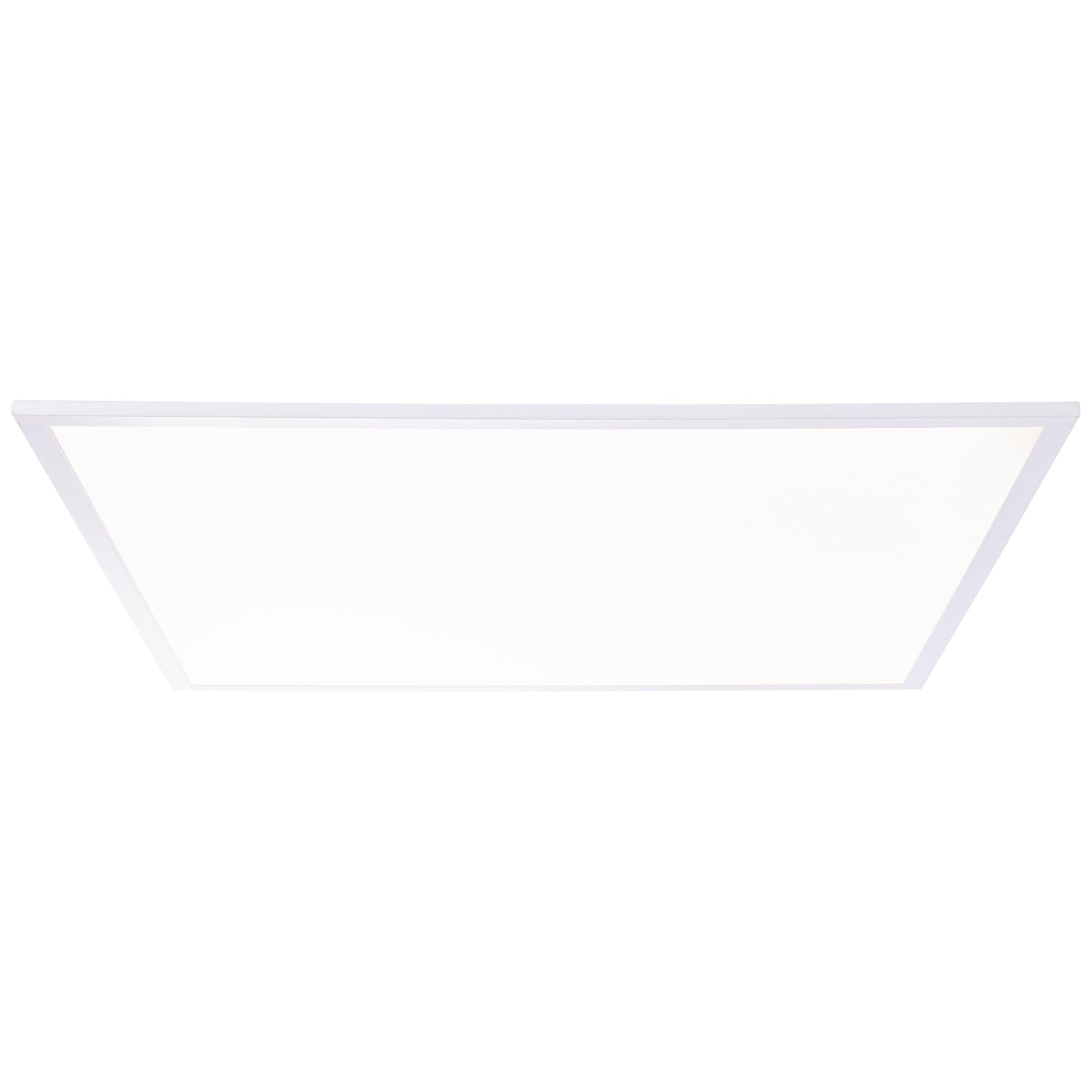 Brilliant Leuchten Buffi LED Deckenaufbau-Paneel 60x60cm weiÃY/kaltweiÃY