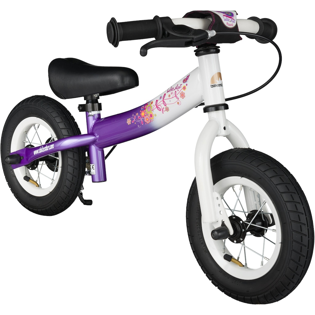 Bikestar Laufrad »BIKESTAR Kinderlaufrad ab 2 Jahre 10 Zoll Flex«