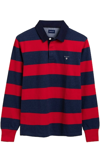 Gant Langarm-Poloshirt »ORIGINAL BARSTRIPE« kaufen