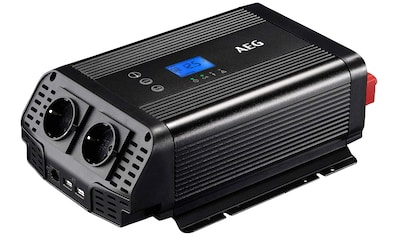 AEG Spannungswandler »Sinus Inverter«, 600 W /12 V kaufen