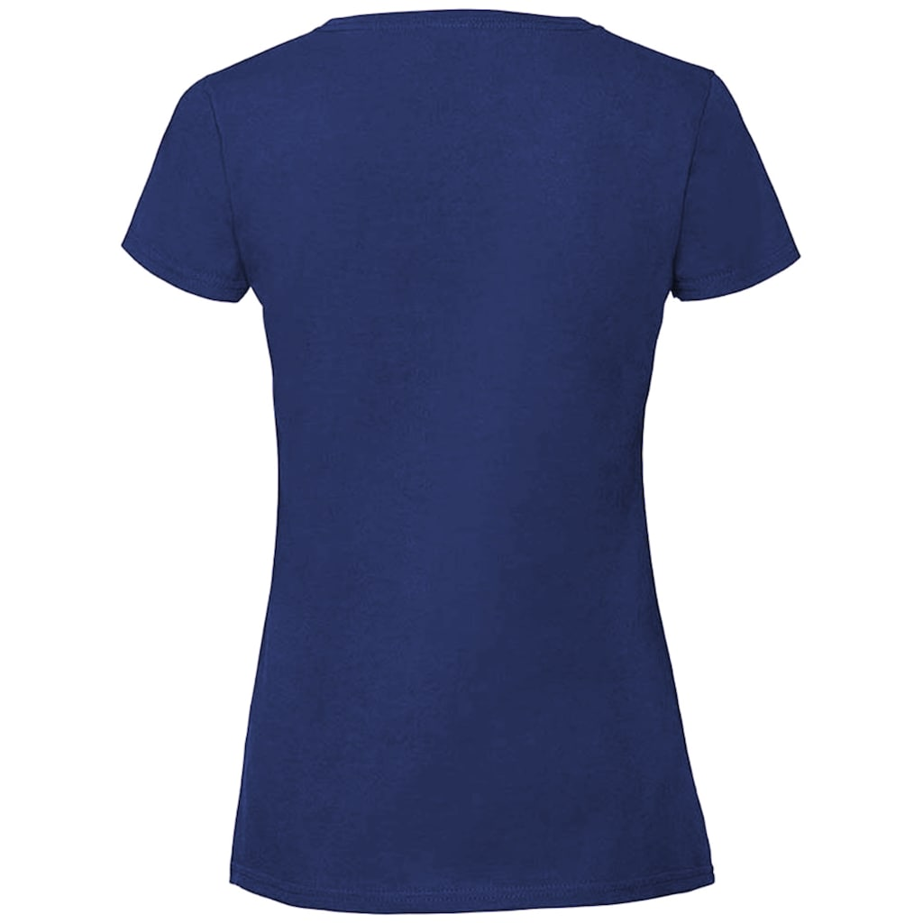 Fruit of the Loom T-Shirt »Fruit Of The Damen, enganliegend«