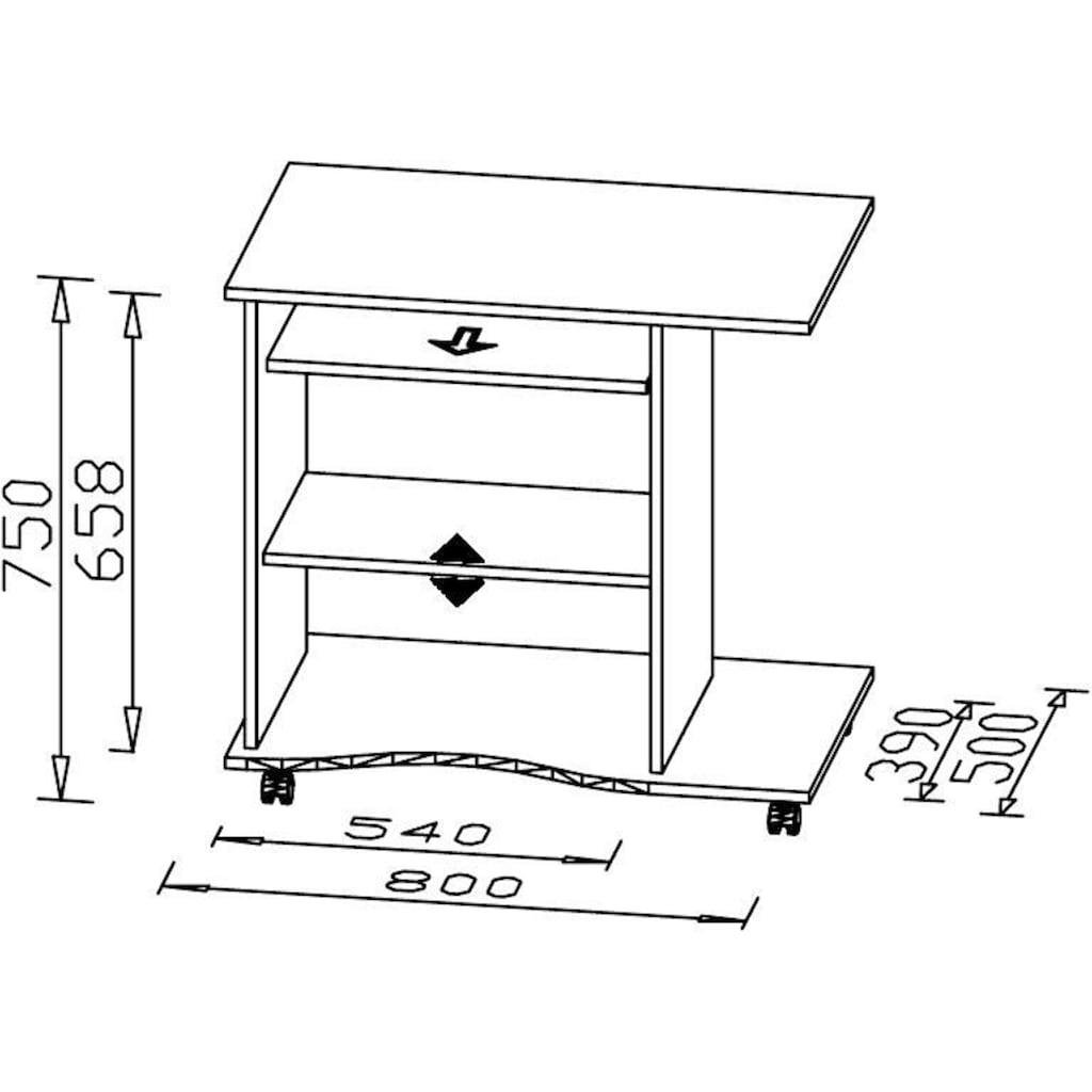 Maja Möbel Schreibtisch
