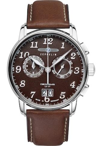ZEPPELIN Chronograph »LZ 127 Graf Zeppelin, 7684 - 4« kaufen