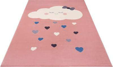 Kinderteppich, »Lovely Sky«, HANSE Home, rechteckig, Höhe 9 mm, maschinell gewebt kaufen