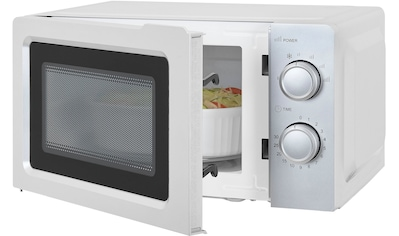 exquisit Mikrowelle »MW 717-7 si«, Mikrowelle, 700 W kaufen