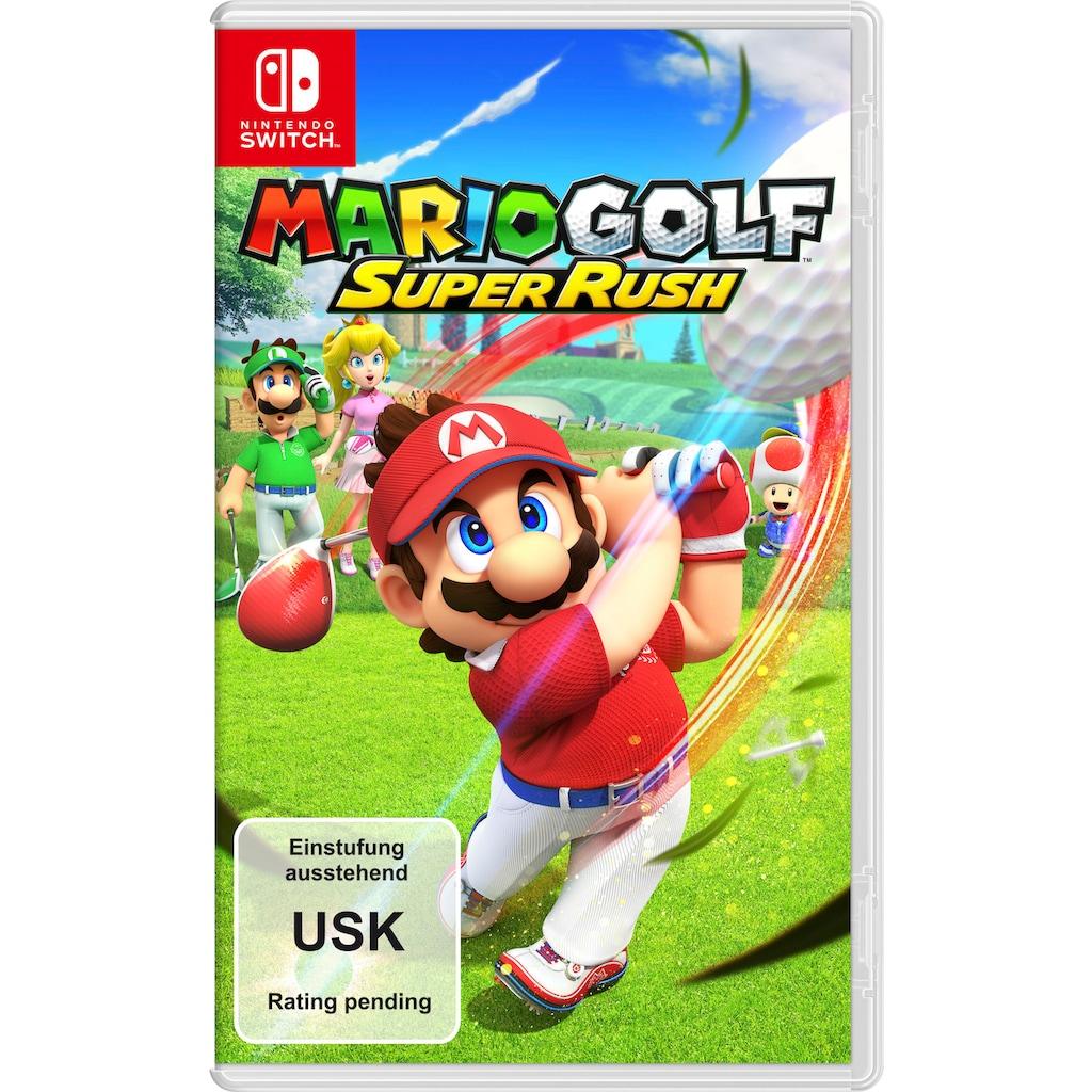Nintendo Switch Spiel »Mario Golf: Super Rush«, Nintendo Switch