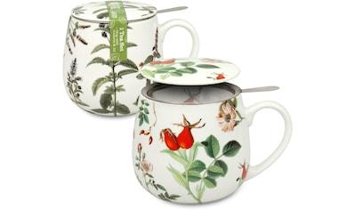 Könitz Becher »Pfefferminze/Hagebutte - Tea 4 you«, (Set, 2 tlg.) kaufen