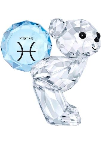 Swarovski Dekofigur »KRIS BEAR - PISCES, 5396294«, Swarovski® Kristall kaufen