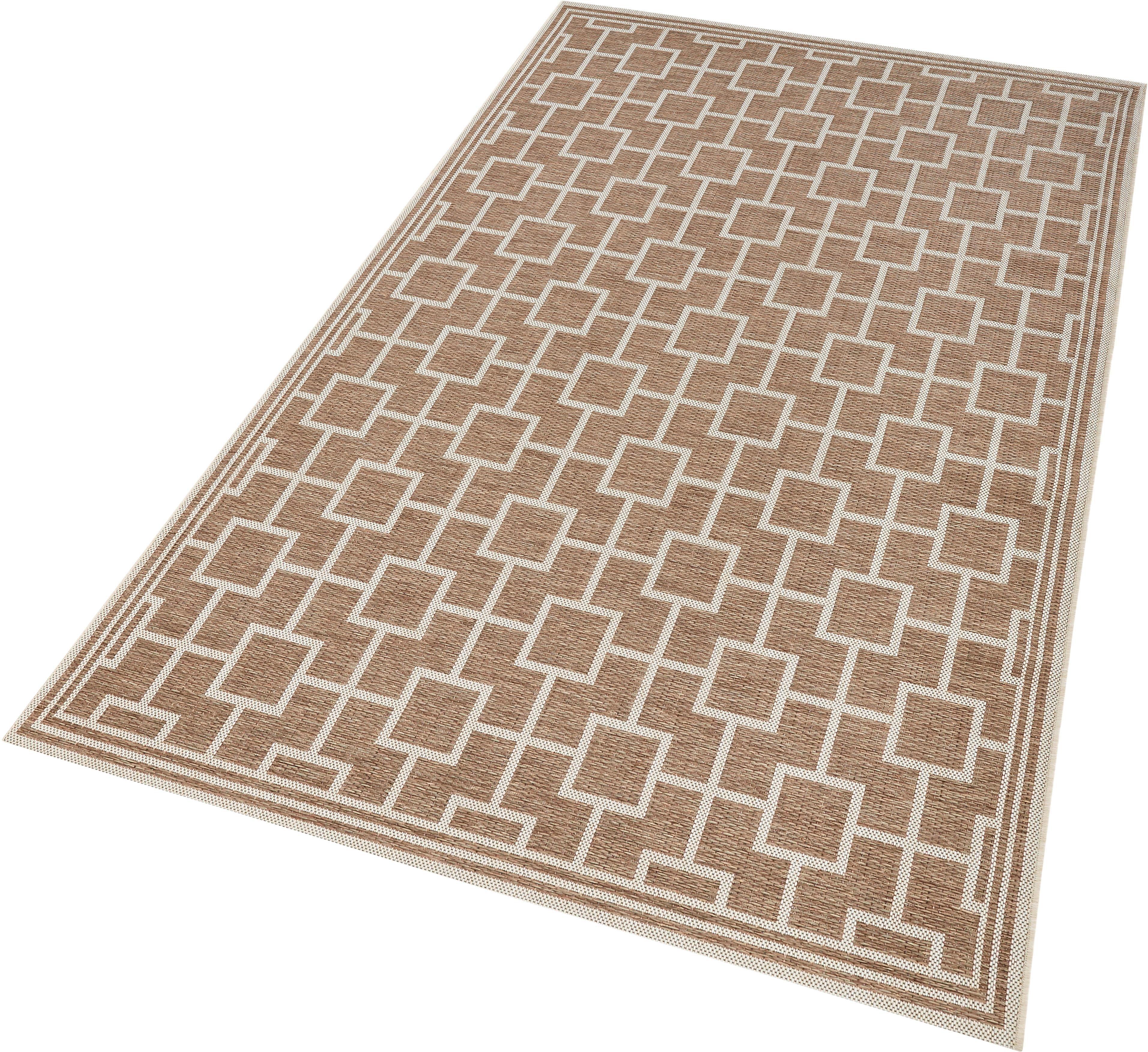 Teppich Bay bougari rechteckig Höhe 4 mm