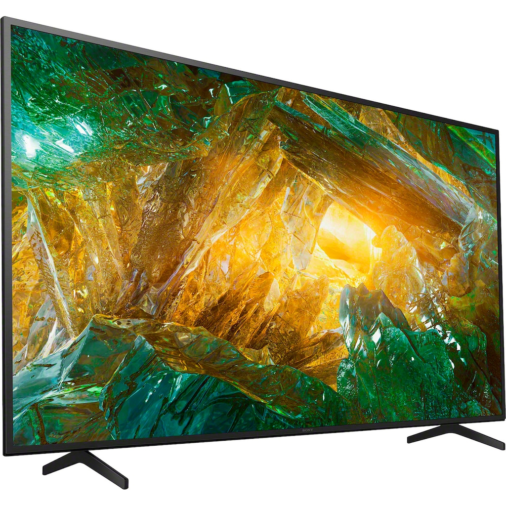 "Sony LED-Fernseher »KD75XH8096 Bravia«, 189 cm/75 "", 4K Ultra HD, Android TV"