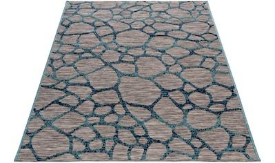 Teppich, »Road 3450«, Sehrazat, rechteckig, Höhe 1 mm, maschinell gewebt kaufen