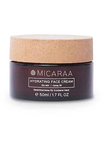 MICARAA NATURAL COSMETICS Gesichtspflege »Feuchtigkeitscreme«, mit Aloe Vera vegan kaufen