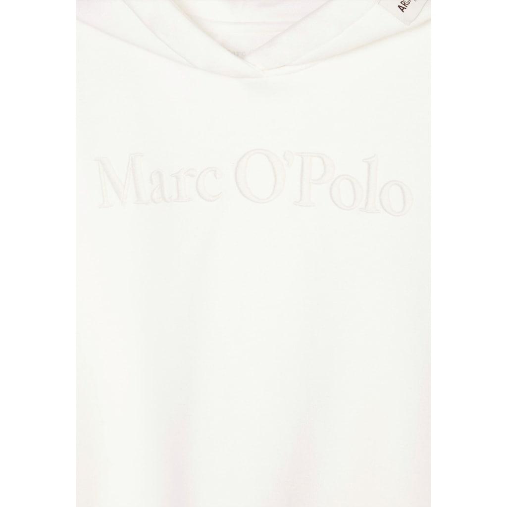 Marc O'Polo Junior Kapuzensweatshirt, Stickerei