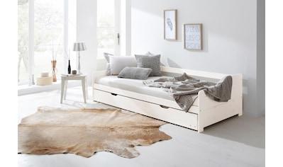 Bett Ausziehbar Auf Rechnung Kaufen Baur