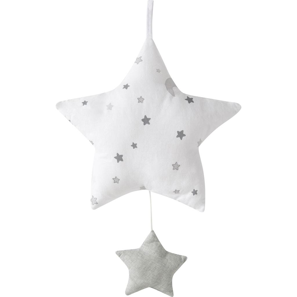roba® Spieluhr »Sternenzauber grau«