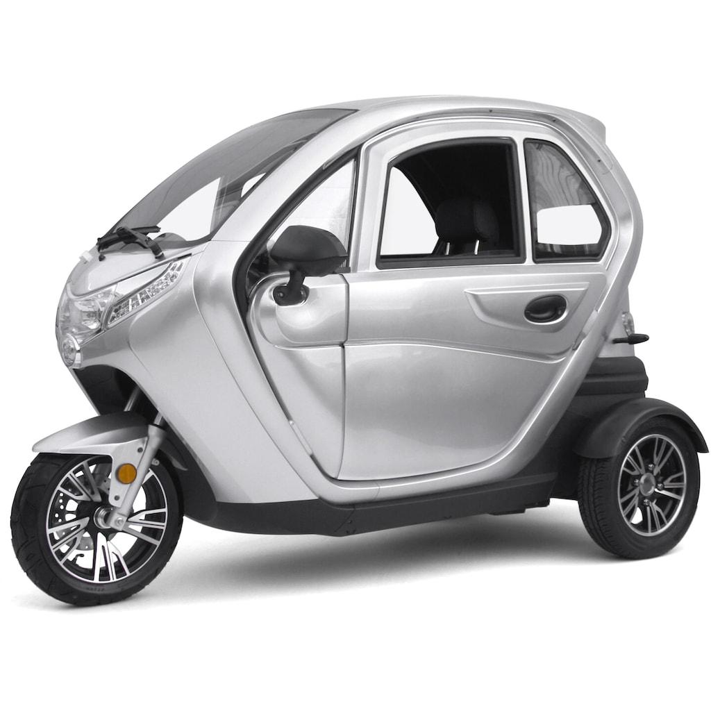 """Didi THURAU Edition Elektromobil »Elektro-Kabinenroller """"eLizzy"""" mit Vorort-Einweisung«, 25 km/h"""