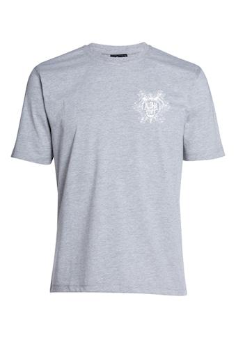 AHORN SPORTSWEAR T - Shirt mit schickem Motivprint »Aloha Turtle White klein« kaufen