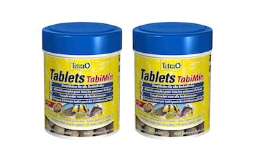 TETRA Fischfutter Tabletten »Tabi Min«, 2x275 Tabletten kaufen