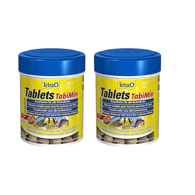 TETRA Fischfutter Tabletten »Tabi Min«, 2x275 Tabletten