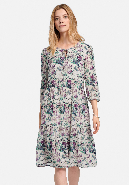 mybc -  Sommerkleid Kleid mit Gummizug, mit Gummizug