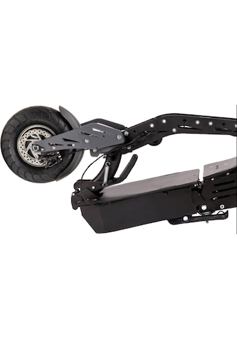 Forca E-Scooter »Evoking Duo 45 km/h Safety Plus (inkl. Lithium-Akku)«, 45 km/h, 40 km kaufen