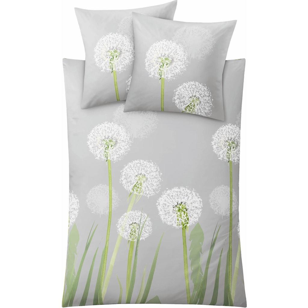 Kleine Wolke Bettwäsche »Belfiore«, mit Pusteblumen