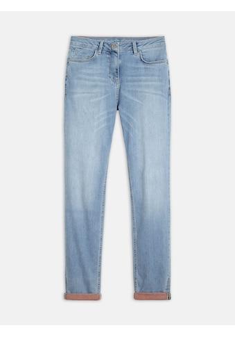 Sandwich 5-Pocket-Jeans, Skinny High Waist - Slim Fit Denim kaufen