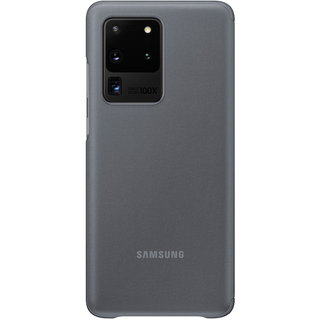 Samsung Smartphone-Hülle »Clear View Cover EF-ZG988«