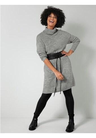 Angel of Style Strickkleid, mit weitem Rollkragen kaufen