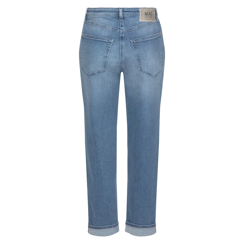 MAC Ankle-Jeans »Rich-Carrot«, Besondere Taschenlösung sorgt für eine schlanke Optik