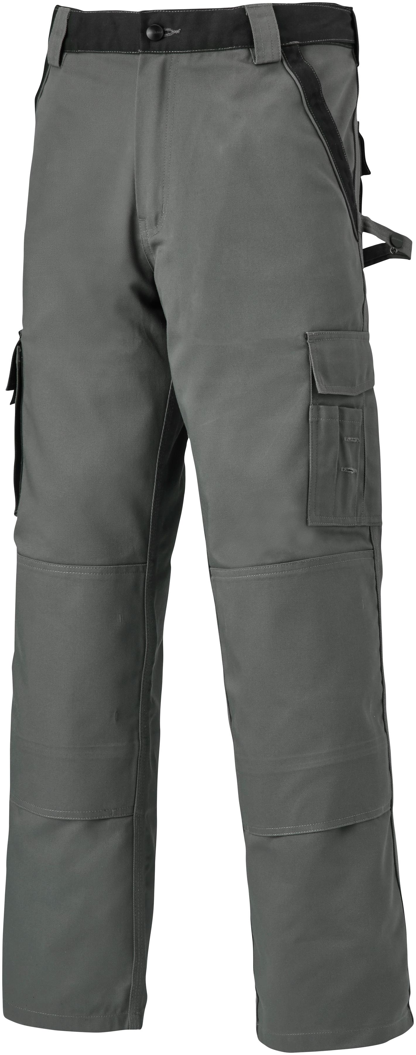 Dickies Arbeitshose Industry Bundhose 2.0, weite Passform grau Herren Arbeitshosen Arbeits- Berufsbekleidung