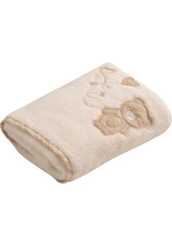 """Handtuch """"Teddy"""", Vossen kaufen"""
