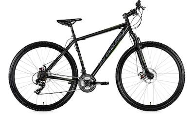 KS Cycling Mountainbike »Heist«, 21 Gang Shimano Altus Schaltwerk, Kettenschaltung kaufen