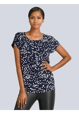 Alba Moda Print-Shirt, mit grafischem Print kaufen