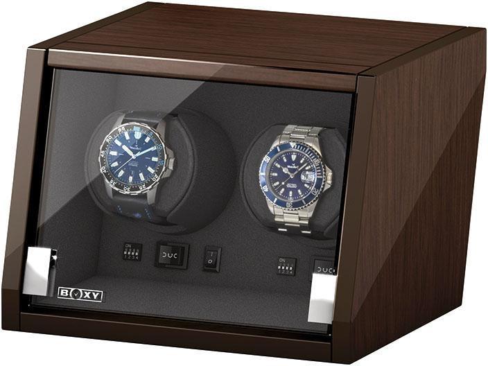 Boxy Uhrenbeweger Castle, 309384 (2-tlg.) | Uhren > Uhrenbeweger | Boxy