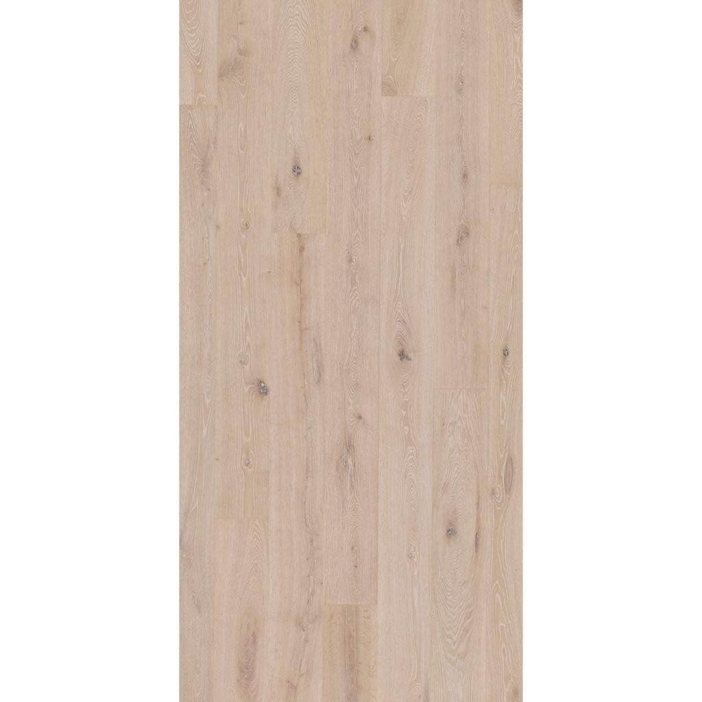 PARADOR Parkett »Eco Balance Rustikal - Eiche gebürstet«, Klicksystem, 2200 x 185 mm, Stärke: 13 mm, 3,66 m²