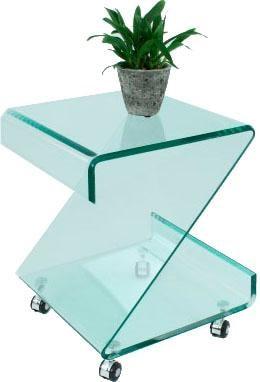 Paroli Beistelltisch Wohnen/Möbel/Tische/Glastisch/Glas-Beistelltische