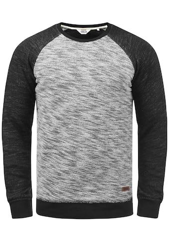 Solid Sweatshirt »Flocker« kaufen