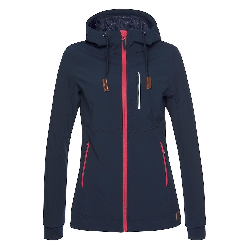 Ocean Sportswear Softshelljacke, Wasser- und windabweisend