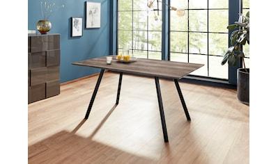 Esstisch »Tristan«, Tischplatte MDF kaufen