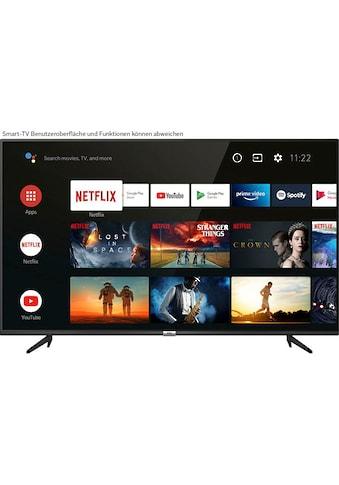 TCL 50P616 LED - Fernseher (126 cm / (50 Zoll), 4K Ultra HD, Smart - TV kaufen