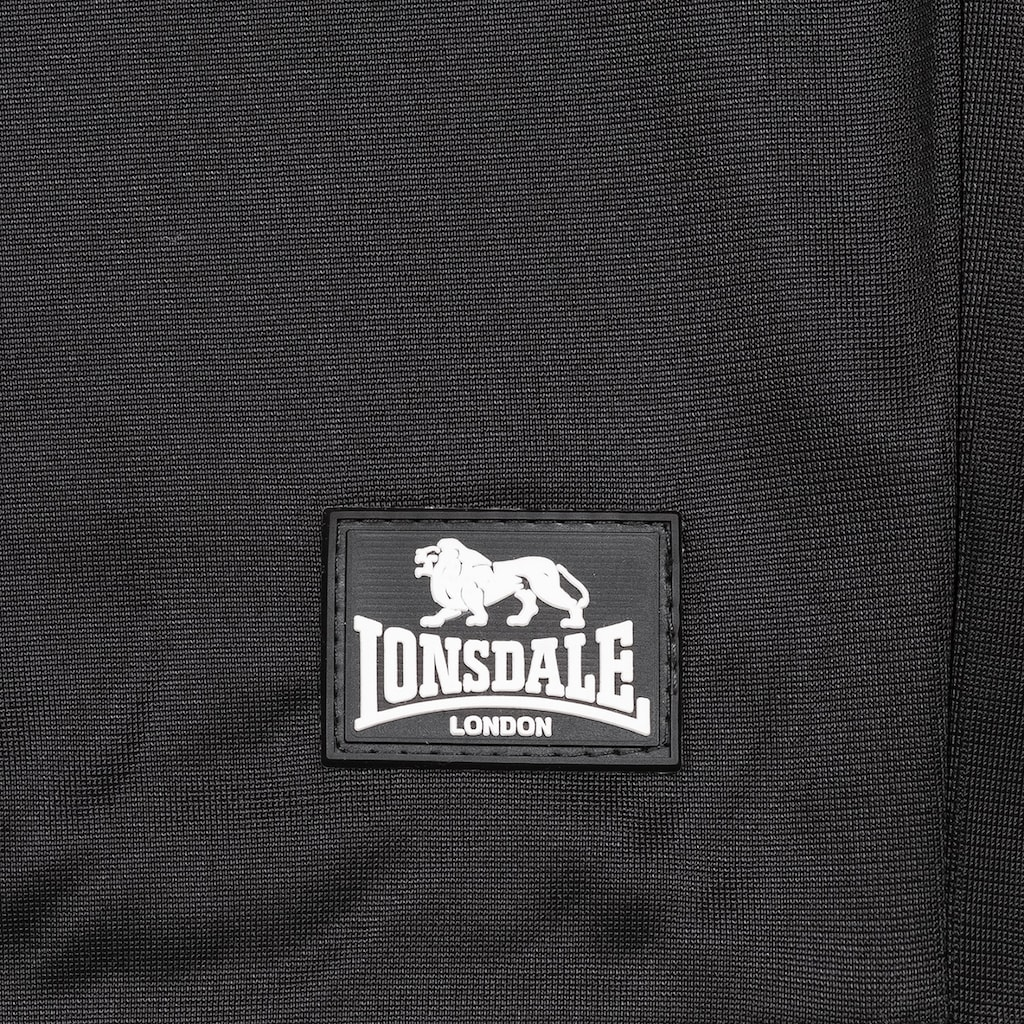 Lonsdale Trainingsjacke »BECCLES«, mit trendigen Kontraststreifen