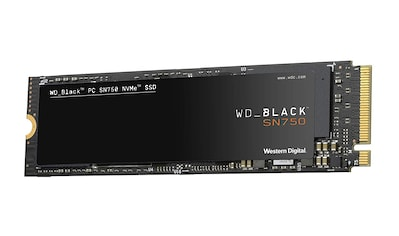 Western Digital WD BLACK SN750 NVMe SSD »Innovative NVMe SSD - Performance« kaufen