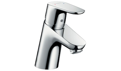 HANSGROHE Waschtischarmatur »Focus 70«, Wasserhahn mit Klick Klack Push Open Ablauf kaufen